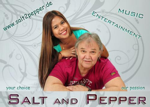 the Salt and Pepper danceband