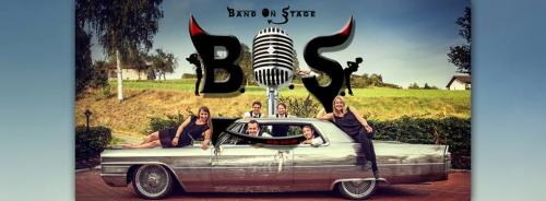 B.O.S. Band On Stage - Die Partyband