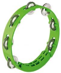 Tamburin Grün 8Zoll Nino