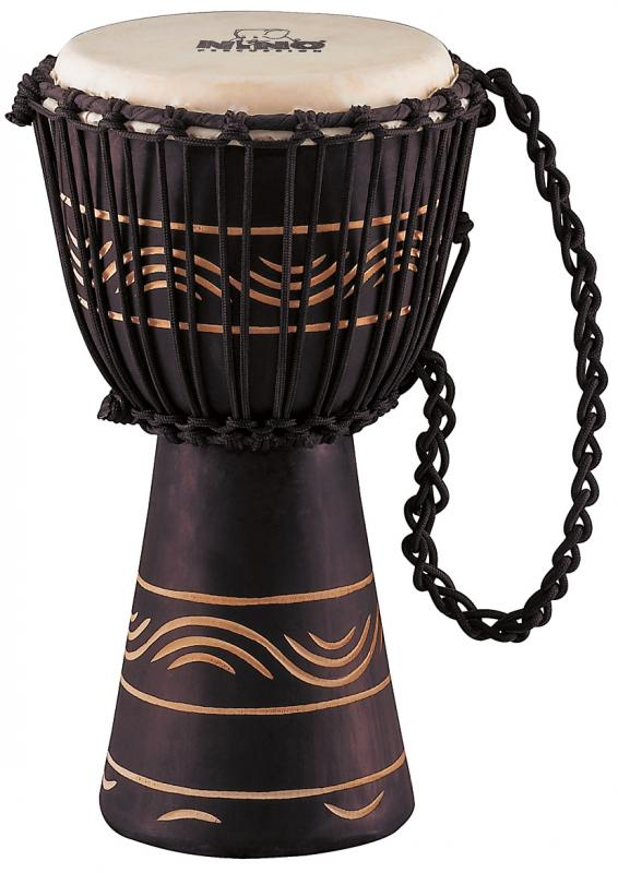 Djembe African Moon-Rhythm