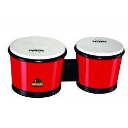 Bongo Kunststoff Rot Nino