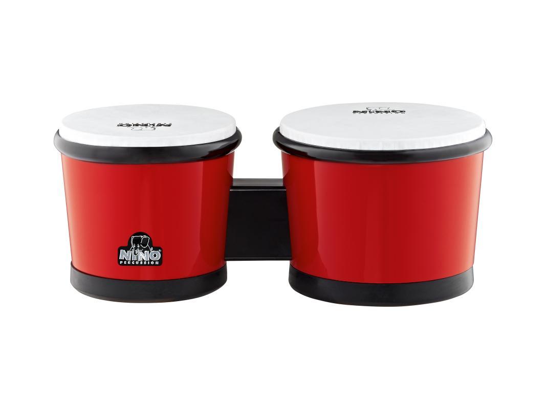 Bongo Kunststoff Rot