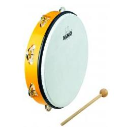 Jingle Drum Abs, Gelb Nino Nino