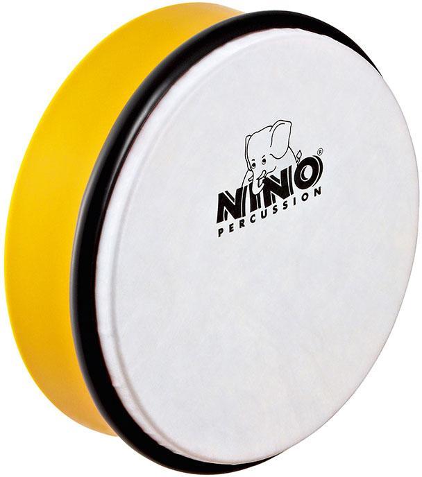 Hand-Drum 6Zoll Gelb