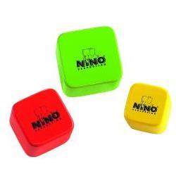 Shaker Sortiment Holz Nino Quadratisch  Nino