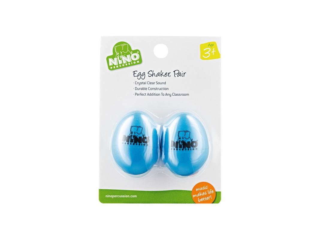 2 Egg-Shaker Sky-Blue