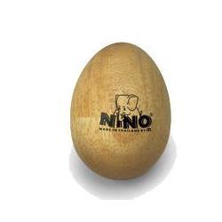 Egg-Shaker Holz mittel Nino