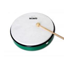 Hand Drum 10 Zoll GrÜn Nino Nino