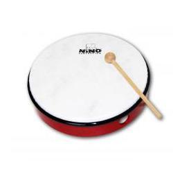 Hand-Drum 10-Zoll Rot Nino