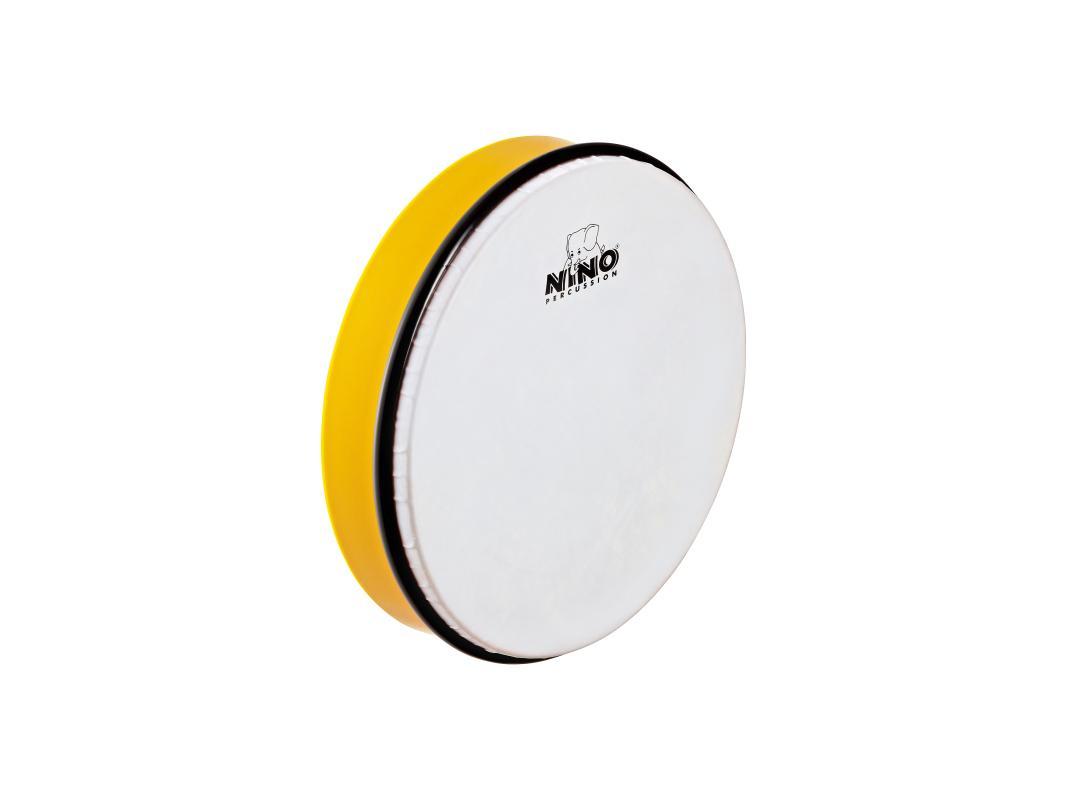 NINO5Y Handtrommel 10-Zoll Gelb