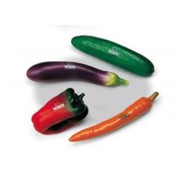 Botany-Shaker-Set Gemüse 4-teilig Nino