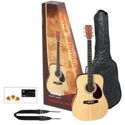 Akustikgitarre Acoustic Pack Gewa
