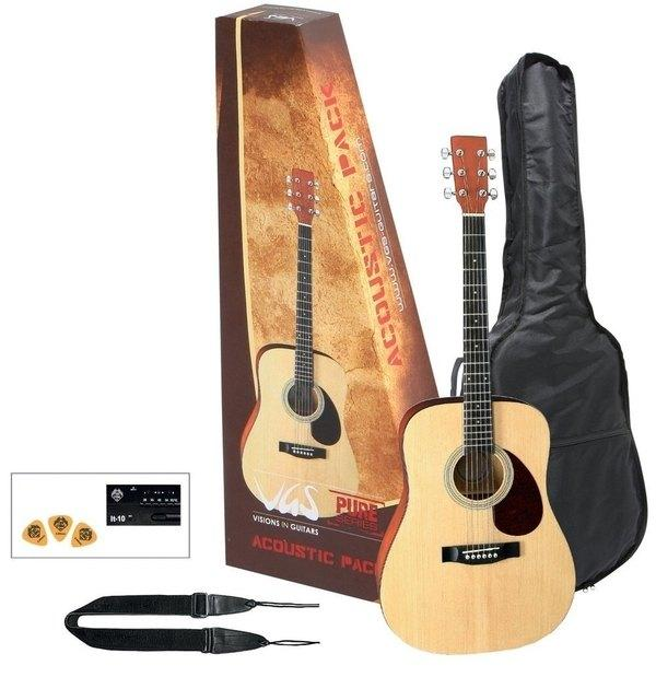 Akustikgitarre Acoustic Pack