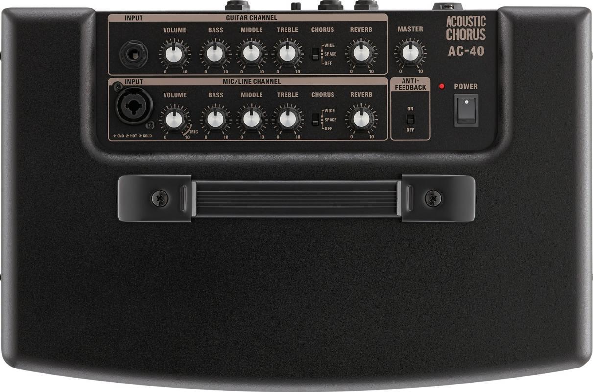 AC-40  Acoustic Gitarrenverstärker
