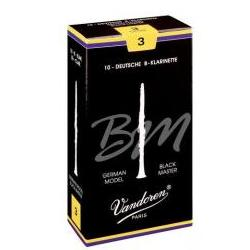 3er Black-Master Bb-Klarinette Vandoren