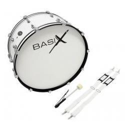 Marching Bassdrum 24x12Zoll Basix