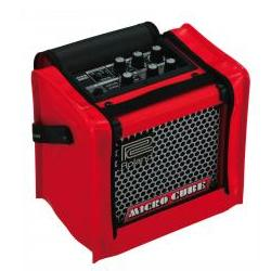 Micro-Cube-GX Bundle rot mit Tasche Roland
