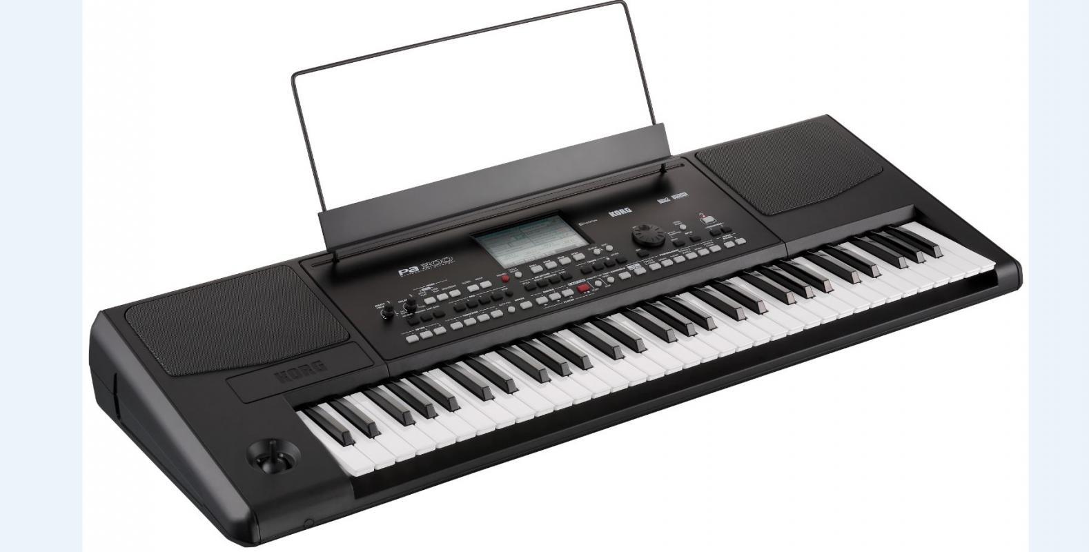 PA300 Keyboard