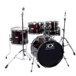Fusion-3 Drumset Redwine Gewa
