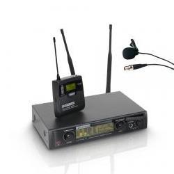 WIN42BPL-Funksystem 1 Lavalier-Mikrofon LD Systems