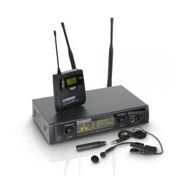 WIN42BPW-Funksystem 1 Blasinstrumenten-Mikrofon LD Systems
