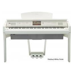 CVP-709PWH Arranger-Piano Weisspoliert Yamaha