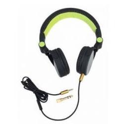 SHP-i3 Stereo Kopfhörer Grün Omnitronic