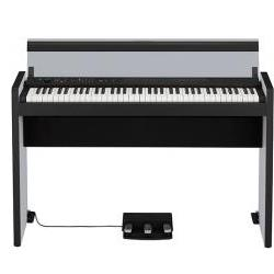 LP-380 Digital-Piano Silver-Black Korg