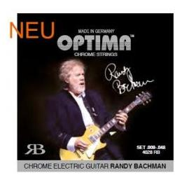 4028RB Chromsaiten E-Gitarre Randy Bachman Optima