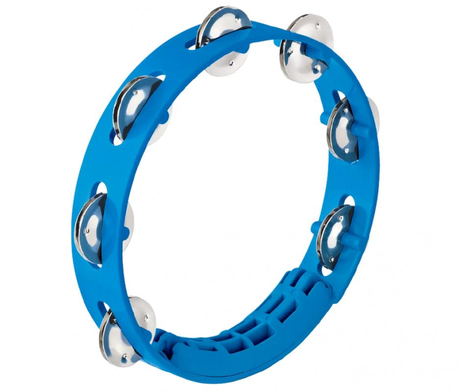 Tamburin Blau 8 Zoll