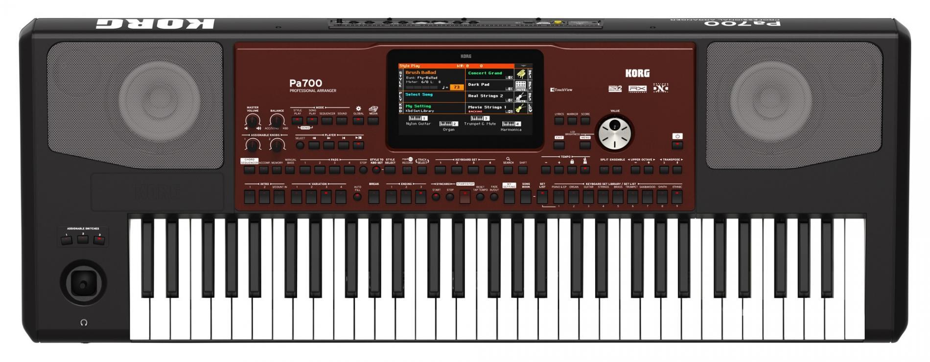 PA700 Arranger-Keyboard