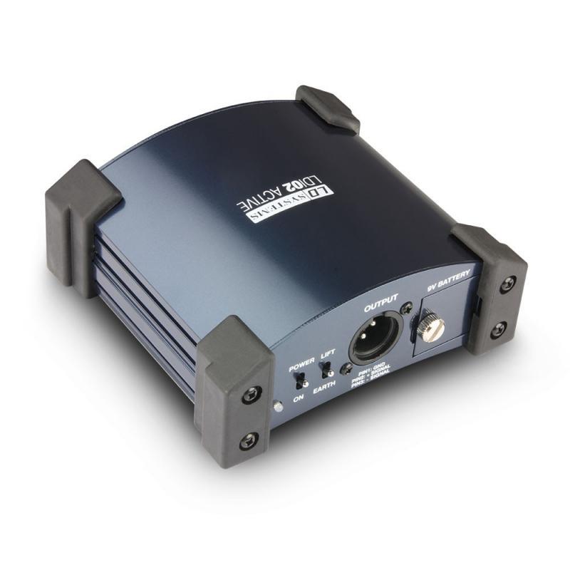 LDI02 DI-Box Aktiv