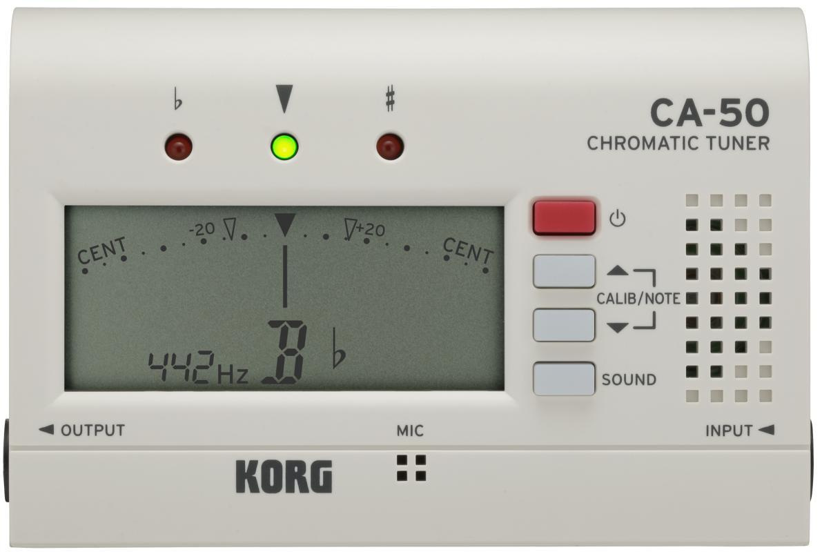CA-50 Chromatisches Stimmgerät