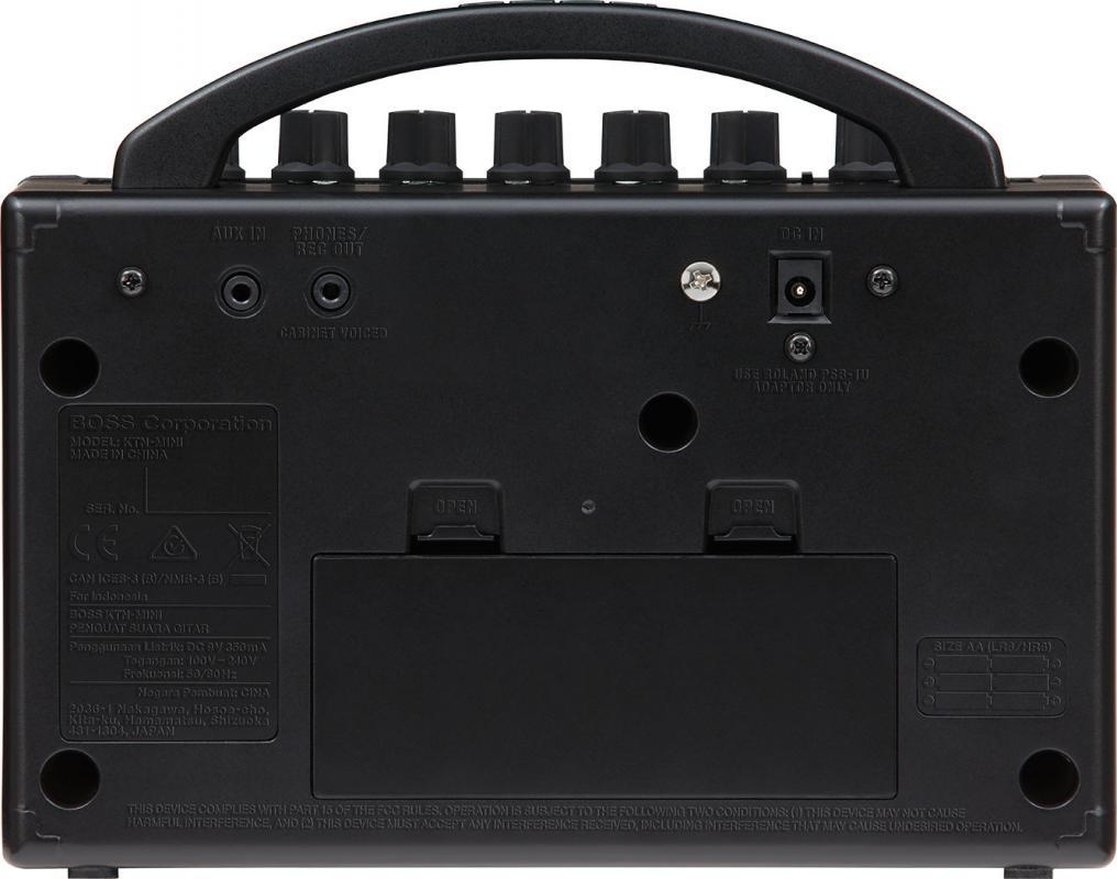 Katana-Mini Combo-Verstärker