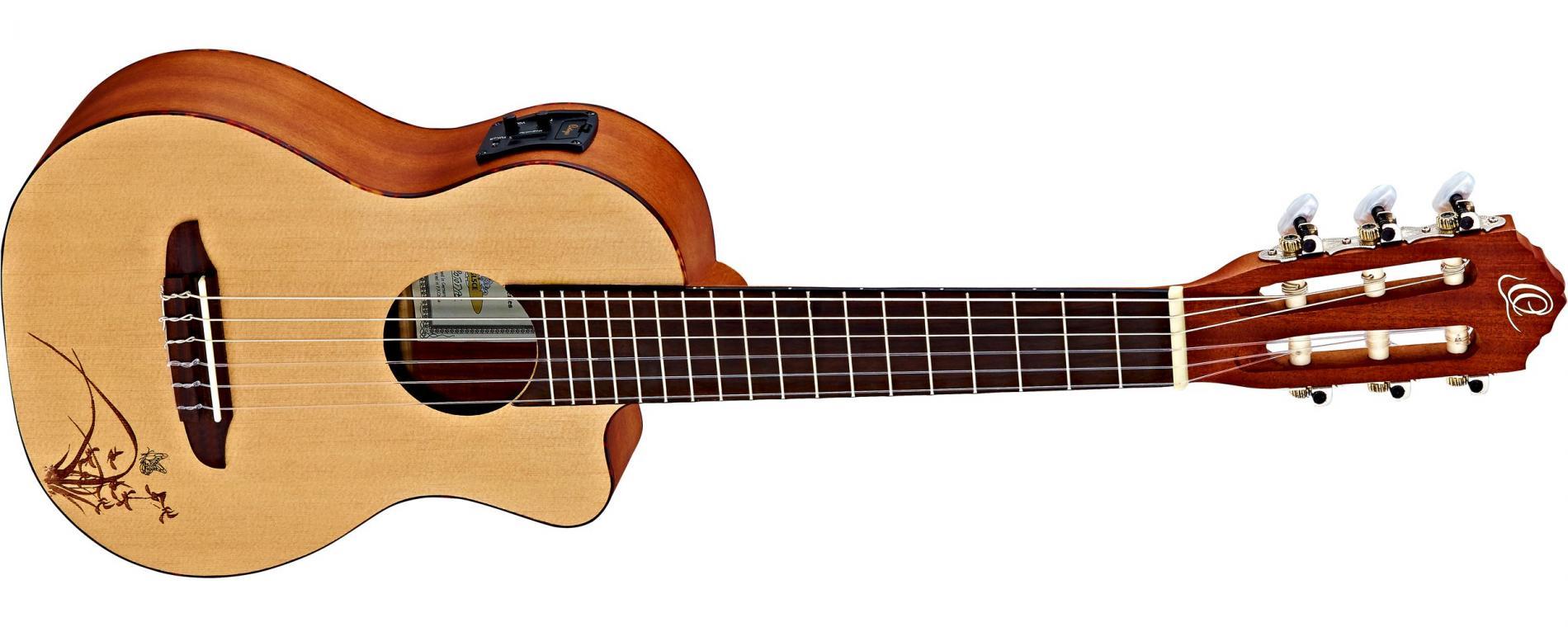 RGL5CE E-Guitarlele
