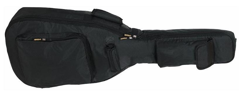 Gigbag 1/2-Konzertgitarre schwarz