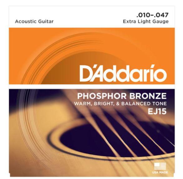 EJ15 Phosphor-Bronze Extra-Light