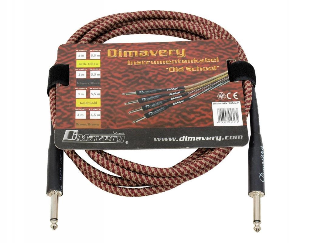 Instrumenten-Kabel 3m