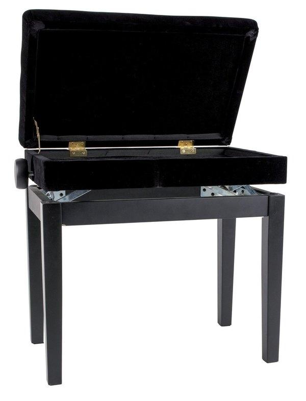 Pianobank DC Nussbaum-matt