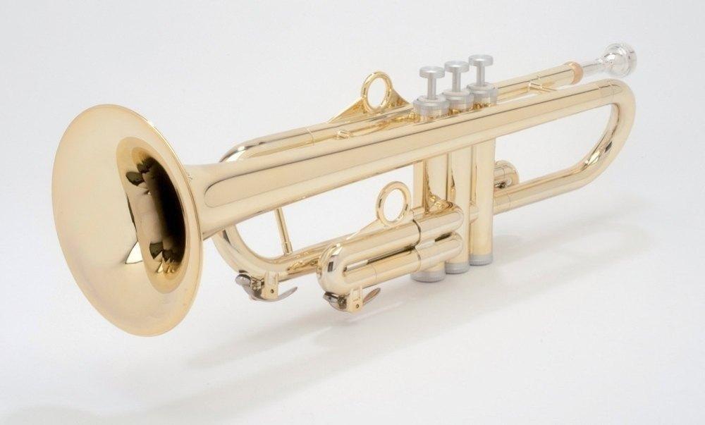 hyTech Hybrid-Trompete Gold