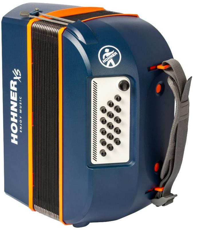 XS-Kinder-Akkordeon mit Tasche