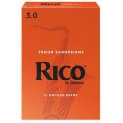10er-Packung 3er-Blätter Tenorsaxophon Rico