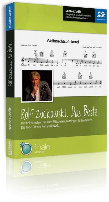scores2edit Rolf Zuckowski