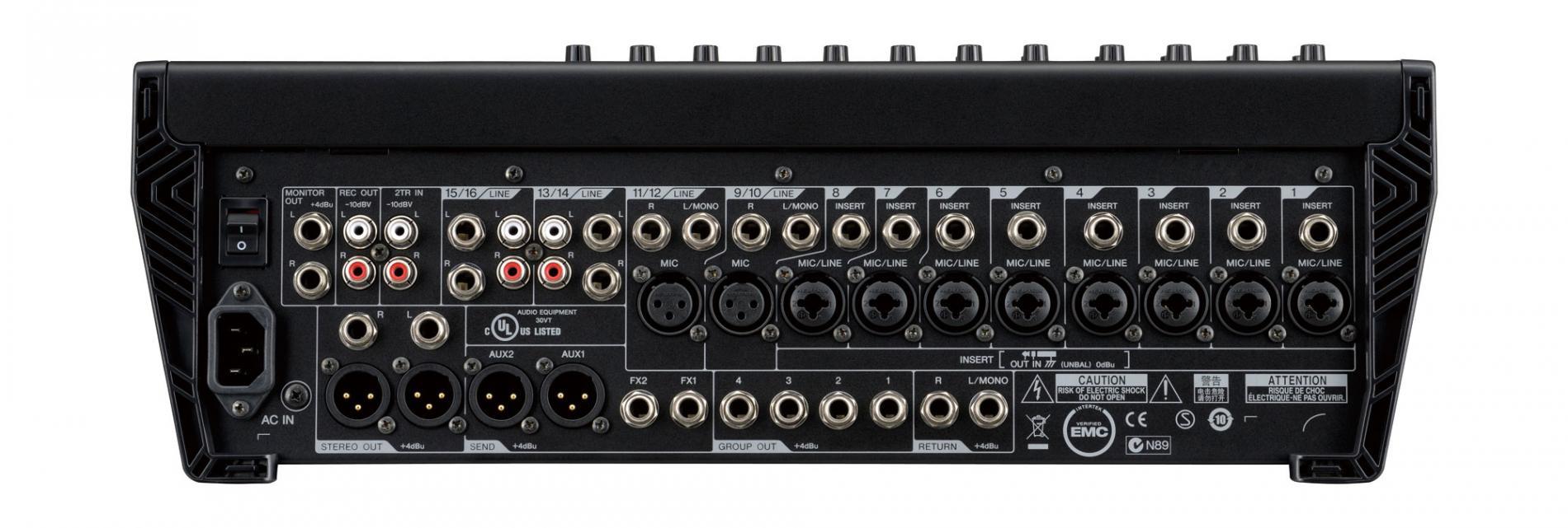 MW-1608 Hybrid-Mixer B-Ware