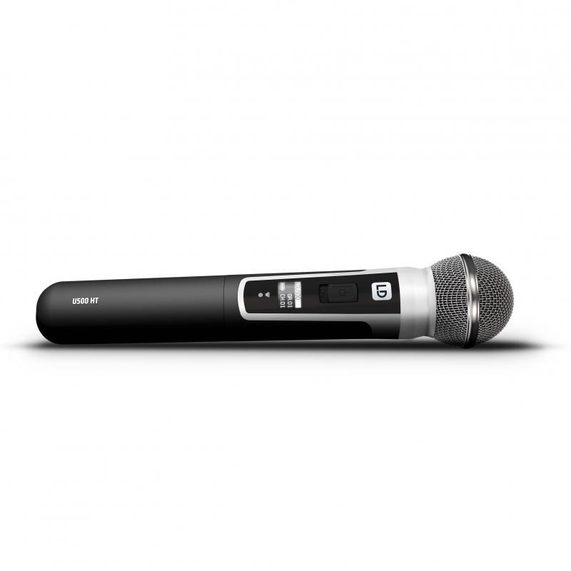 U508HHD Funkmikrofon dynamisch