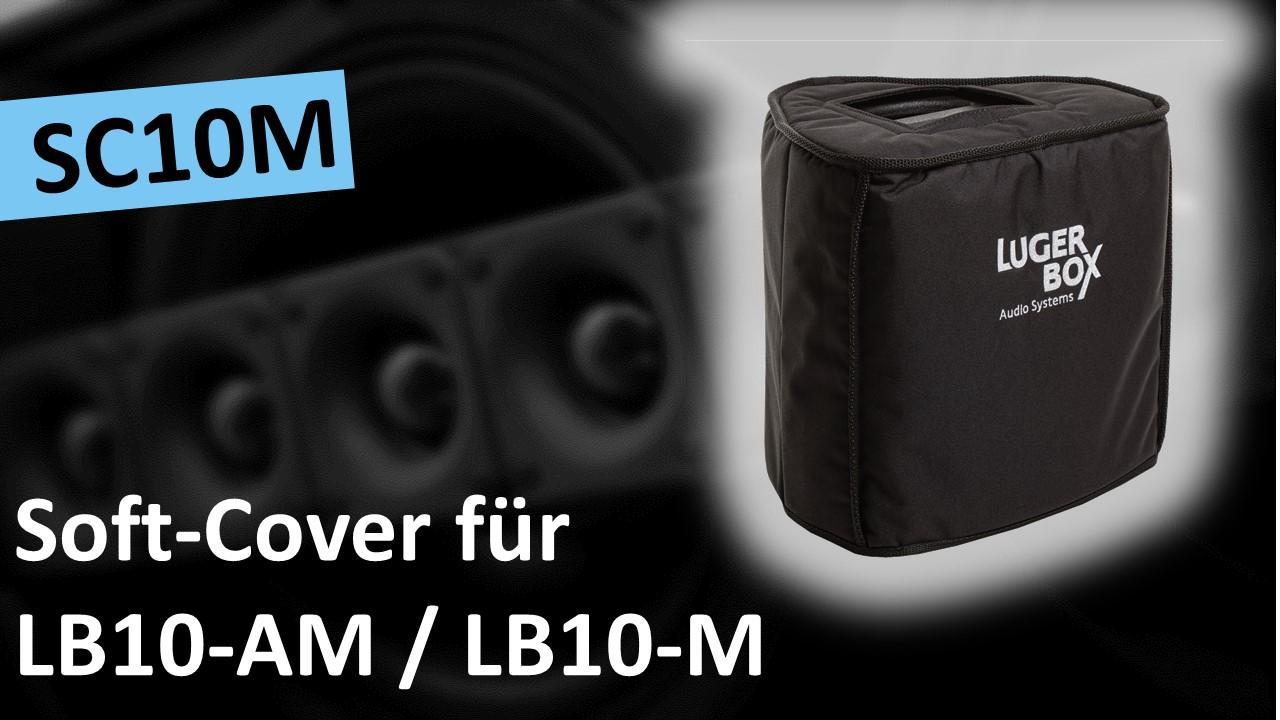 SC10-M Soft-Cover für LB10-M