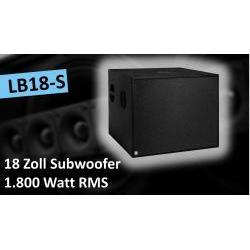 LB18S Subwoofer