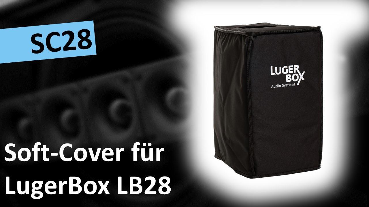 SC28 Soft-Cover für LB28