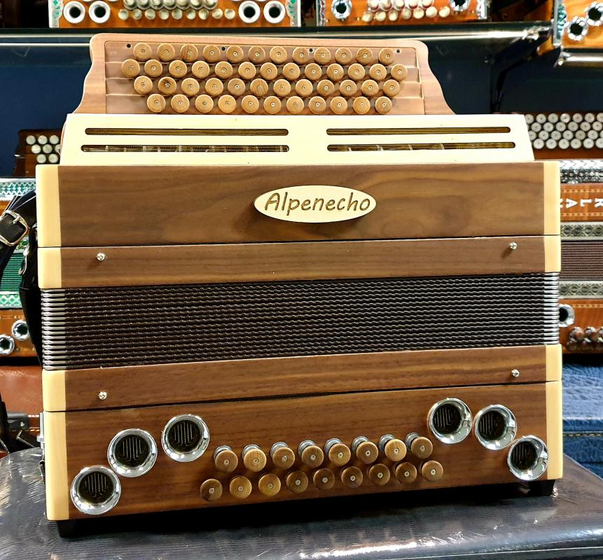 Harmonika Massivholz