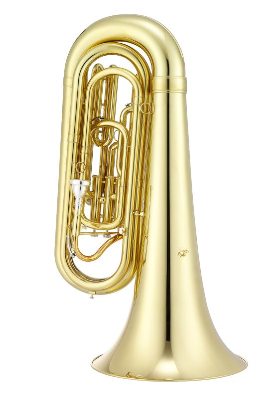 Bb 3/4-Marching-Tuba lackiert